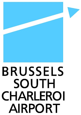 brussels south charleroi airport logo